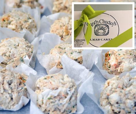 crab cake special