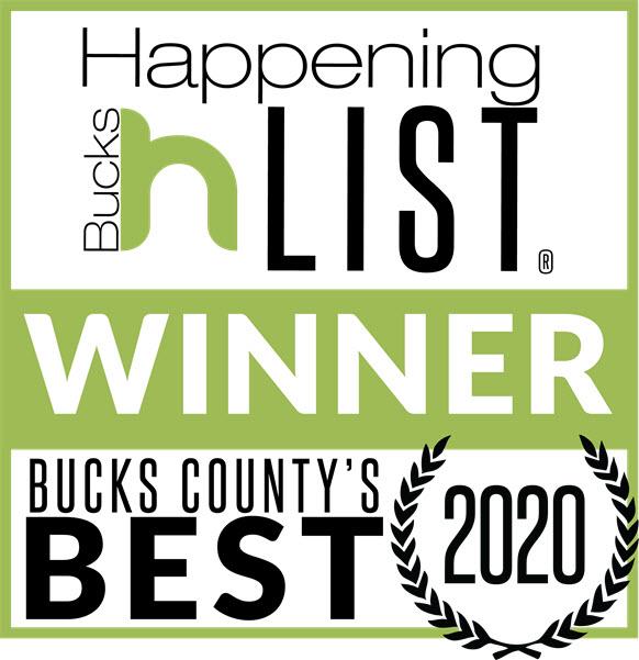 bucks county happening list winner